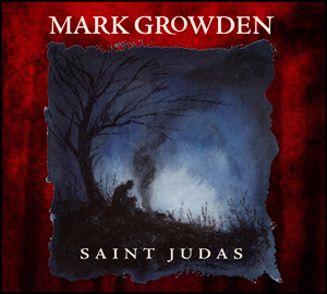 Saint Judas by Mark Growden cover image
