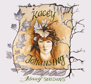 Many Seasons by Kacey Johansing cover image