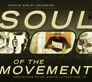 Soul of the Movement: Meditations on Dr. Martin Luther King, Jr. by Marcus Shelby cover image