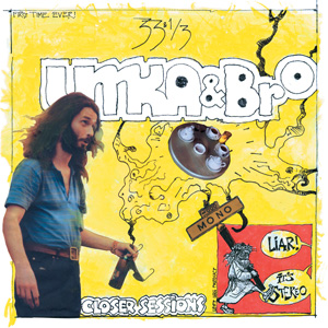 Closer Sessions by Umka & Bro cover image